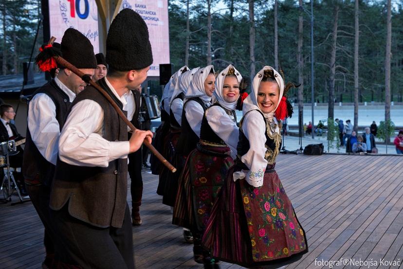 Хуманитарни концерт на Златибору